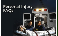 Personal Injury FAQs